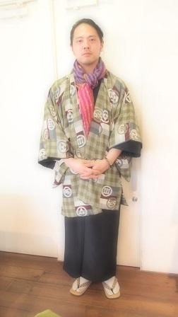中国揚州 大明寺 日本料理料理長_f0202682_1803788.jpg