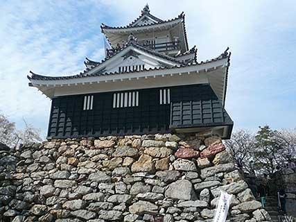 桜舞う、お城ツアーに参加しました_d0020309_16382137.jpg