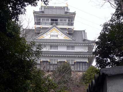 桜舞う、お城ツアーに参加しました_d0020309_1724658.jpg