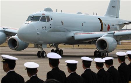 厚木基地に次期哨戒機P1を配備_b0064113_6351483.jpg