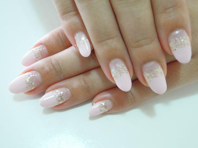 Pink Shell Nail_a0239065_9522234.jpg