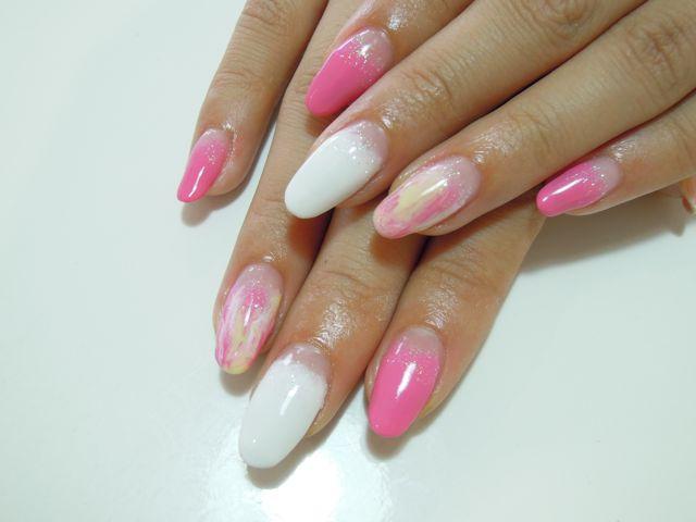 Pink Nail_a0239065_954915.jpg