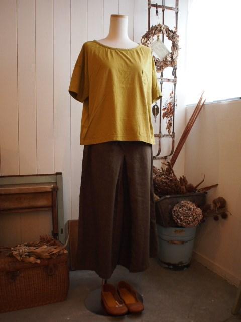 マットとかごとTシャツと。_a0164280_7272271.jpg
