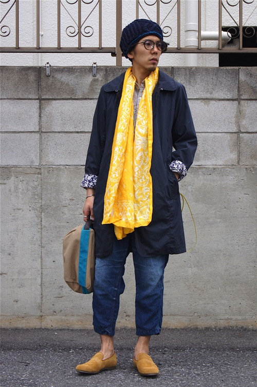 nonnative, hobo - Seasonal style!!_c0079892_2012010.jpg