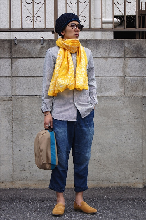 nonnative, hobo - Seasonal style!!_c0079892_2012202.jpg