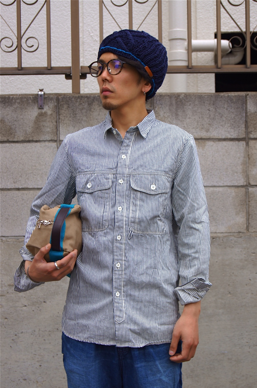 nonnative, hobo - Seasonal style!!_c0079892_20123823.jpg