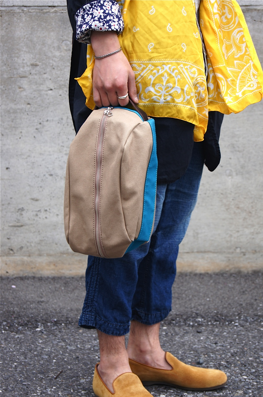 nonnative, hobo - Seasonal style!!_c0079892_2013462.jpg