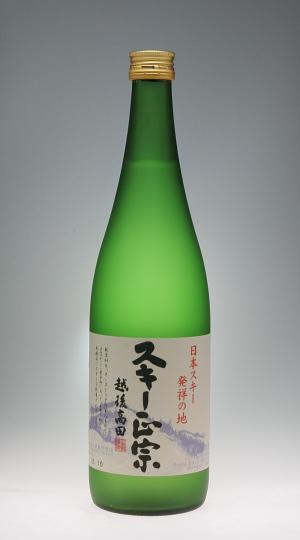 スキー正宗 特別本醸造 [武蔵野酒造]_f0138598_15135458.jpg