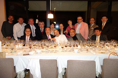 The 70th Meeting of Fujita Health University Wine Academy _a0152501_861274.jpg