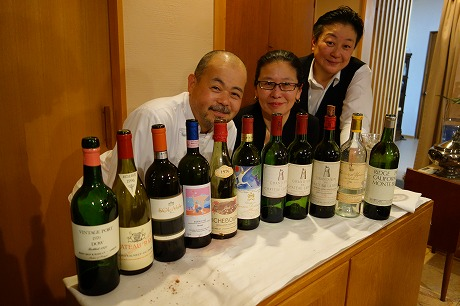 The 70th Meeting of Fujita Health University Wine Academy _a0152501_86274.jpg
