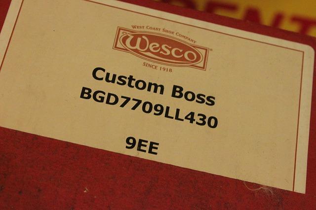 """WESCO """"COSTOM BOSS""""_d0121303_17472135.jpg"""