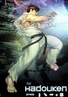 日本の女子高生の「吹っ飛び画像」が波動拳として突如アメリカでブームに?! #Hadouken_b0007805_07454.jpg