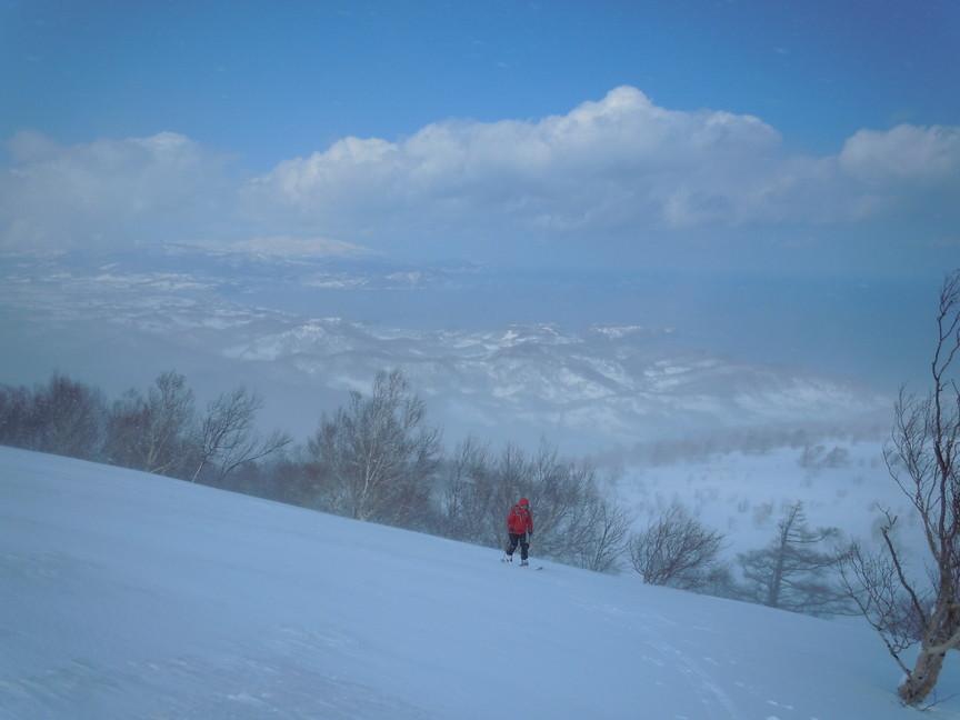 2013年3月 March, 2013  塩谷丸山春スキー Ski in the spring_c0219616_172384.jpg