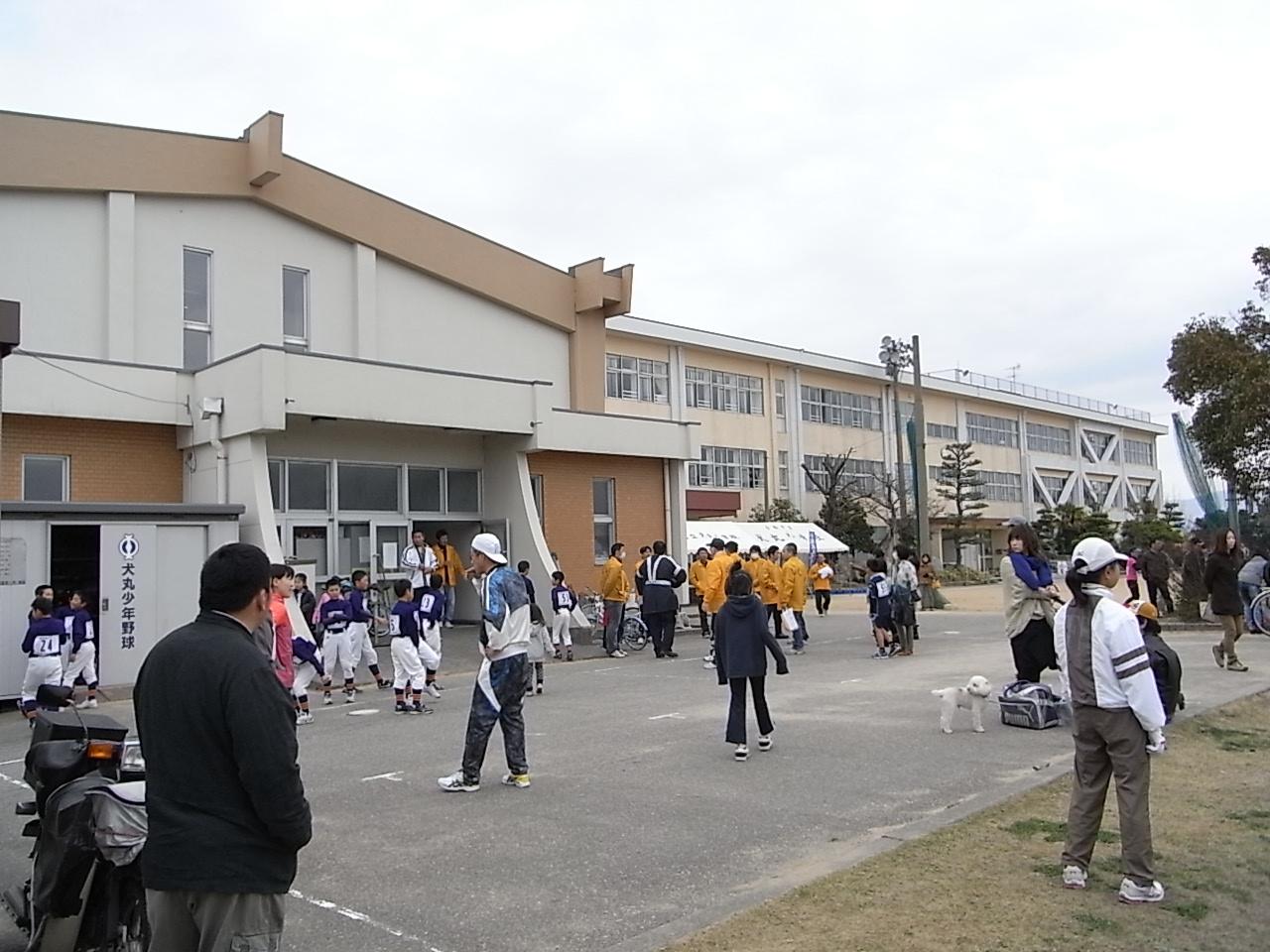 第39回小松犬丸マラソン初参加_c0194417_2333955.jpg