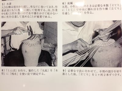 伝統的工芸品「豊岡杞柳細工」_e0295731_177719.jpg