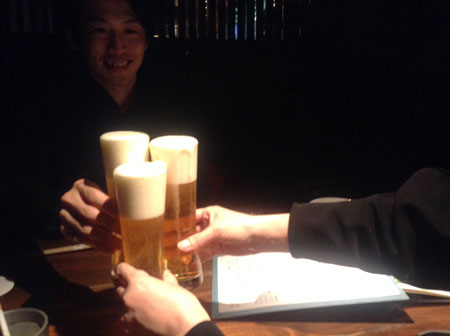 TOKYO n°6 rooms 26 夜の部も_a0262845_14304037.jpg
