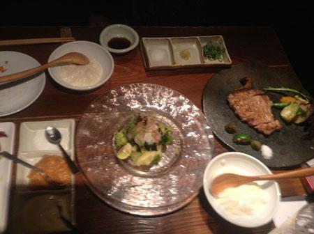 TOKYO n°6 rooms 26 夜の部も_a0262845_1434973.jpg