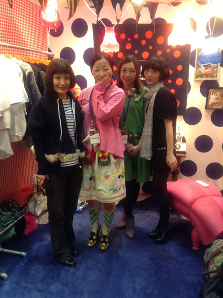 TOKYO n°7rooms 26 最終日_a0262845_16541369.jpg