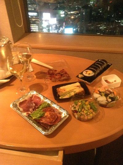 TOKYO n°7rooms 26 最終日_a0262845_171037100.jpg