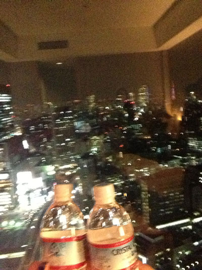 TOKYO n°7rooms 26 最終日_a0262845_1784517.jpg