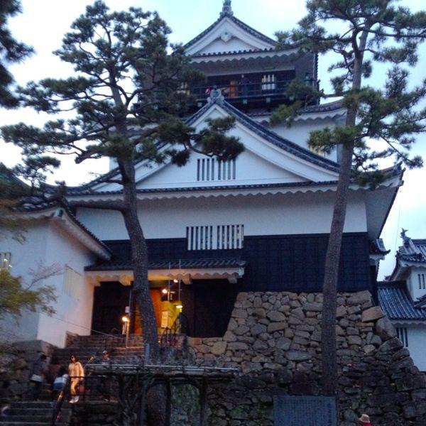 掛川城・浜松城・岡崎城_e0292546_2318629.jpg