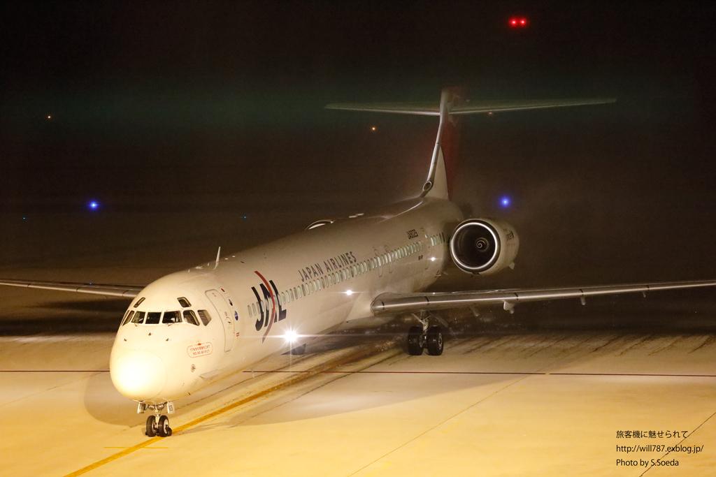 3/31 JAL MD90ラストフライトに搭乗しました その1_d0242350_153792.jpg