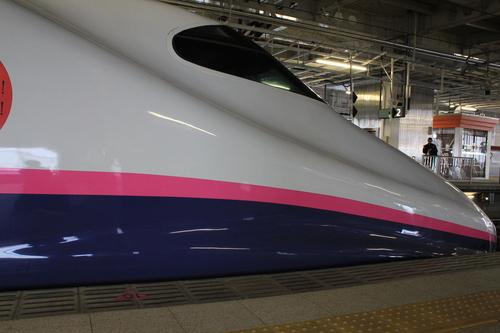 E2系1000番台 メンテ明け試運転!_d0202264_7111942.jpg