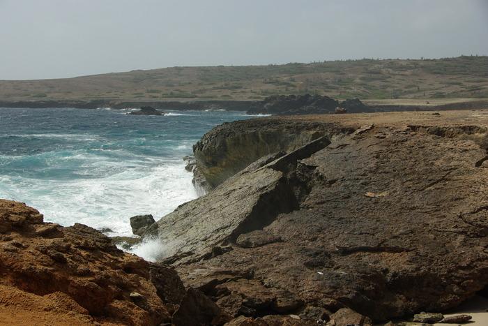 オランダ領アンティール諸島アルーバ-3 ナチュラルブリッジ  Antilles Aruba-3 Natural Bridge_e0140365_144231.jpg