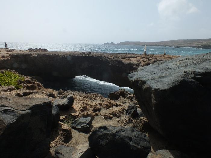 オランダ領アンティール諸島アルーバ-3 ナチュラルブリッジ  Antilles Aruba-3 Natural Bridge_e0140365_156931.jpg