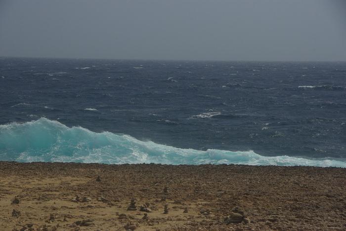 オランダ領アンティール諸島アルーバ-3 ナチュラルブリッジ  Antilles Aruba-3 Natural Bridge_e0140365_204429.jpg