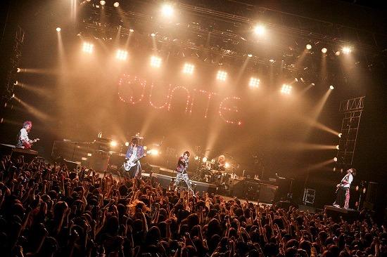 ユナイトがツアーファイナルSHIBUYA-AX公演で3ヶ月連続リリースを発表_e0197970_058635.jpg
