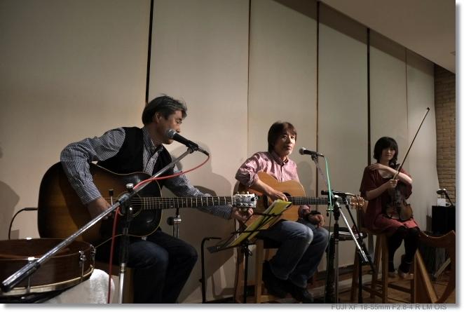 mareka&junji×Ari ライブ _c0054876_1711222.jpg
