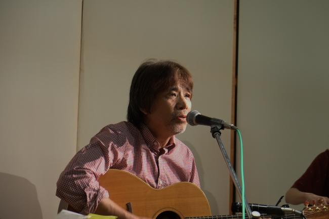 mareka&junji×Ari ライブ _c0054876_17114035.jpg