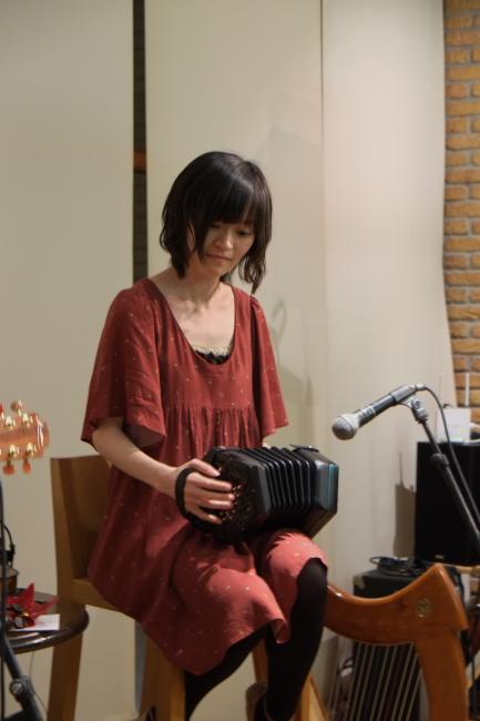 mareka&junji×Ari ライブ _c0054876_17115371.jpg