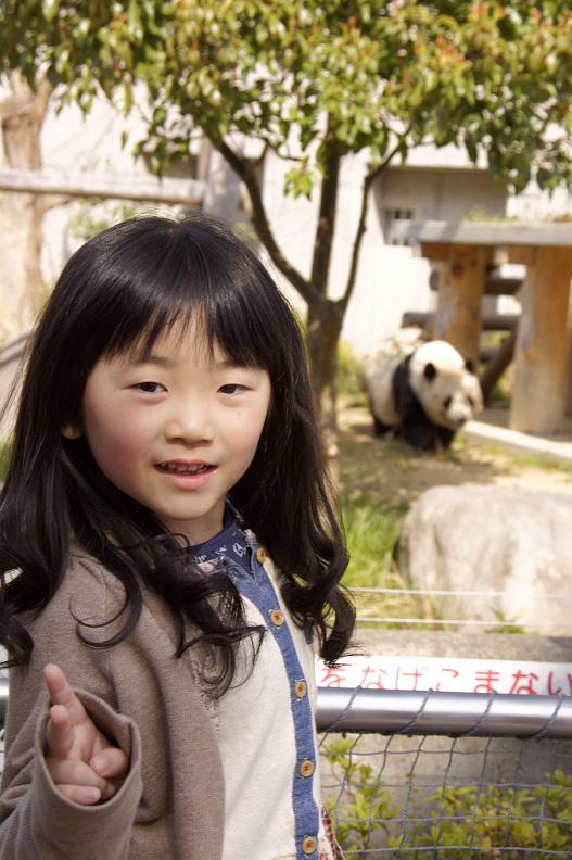 王子動物園と桜_f0189086_20532112.jpg