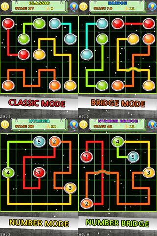 ラインフィットパズルって何?単純なのにハマるパズルゲームiPhoneアプリ「Various Flow」(無料)_d0174998_8232936.jpg