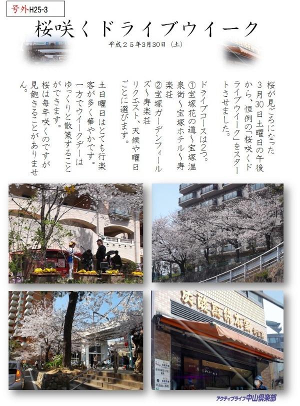 桜咲くドライブウイーク <アクティブライフ中山倶楽部>_c0107602_15312252.jpg