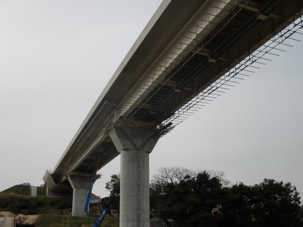 黒河川橋(床面足場解体工)_d0172802_20341063.jpg