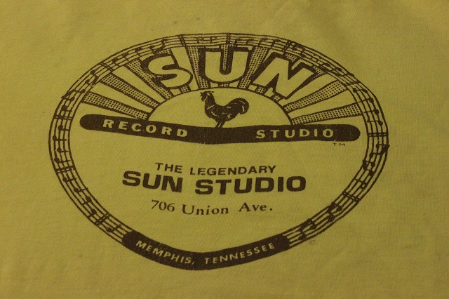SUN STUDIO&エルビス♪_d0121303_141111.jpg