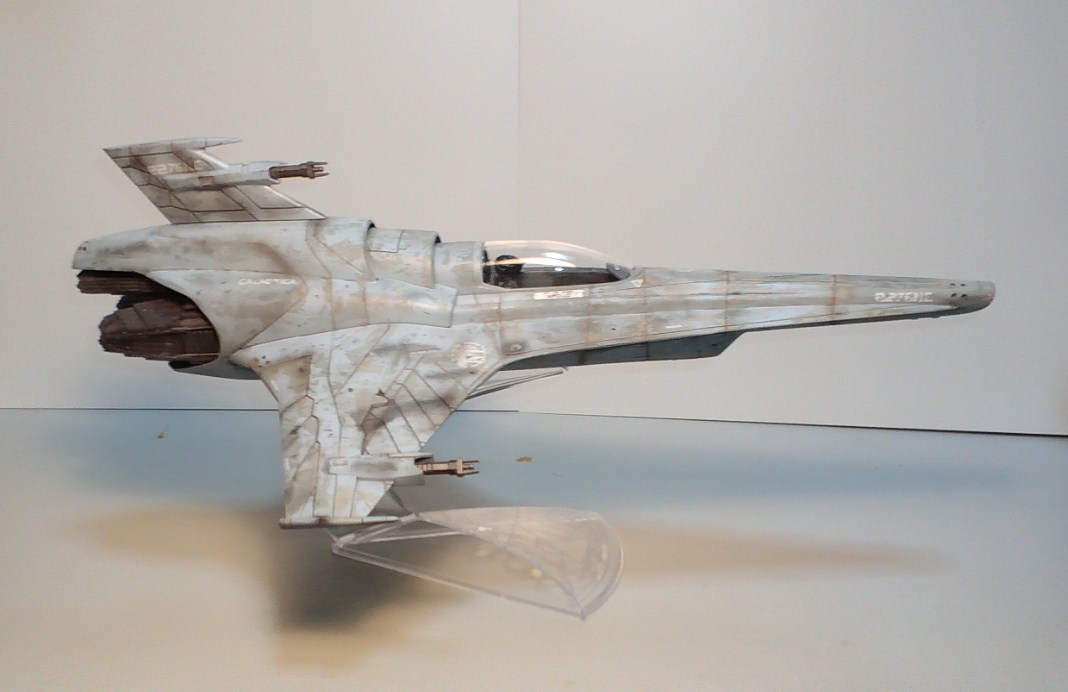 メビウス 1/32  VIPER mkⅦ  バイパーmk7_d0009833_180675.jpg