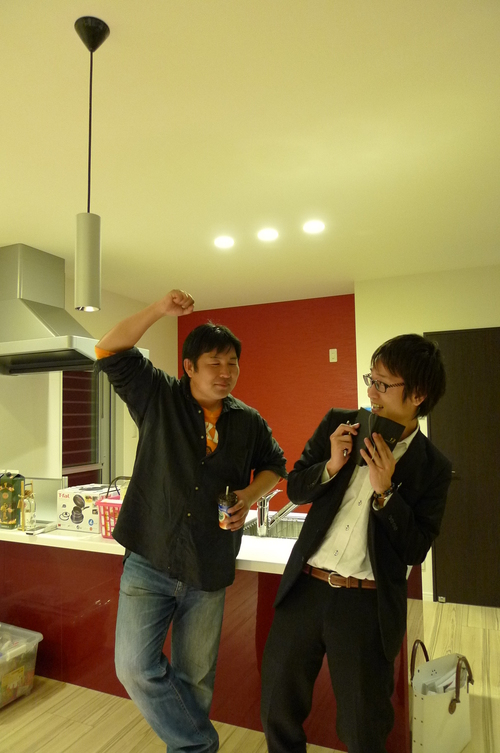 糸島市 K様 お引渡し!!_c0079640_21252525.jpg