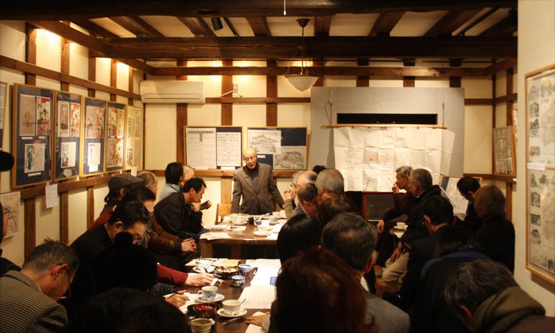 新潟花街研究家・藤村誠先生が亡くなりました。蔵織・『柳都の華』で大変お世話になりました_d0178448_957775.jpg