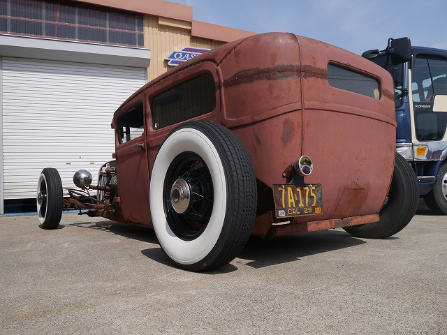 For Sale  1929y Ford Sedan_d0141049_10351470.jpg