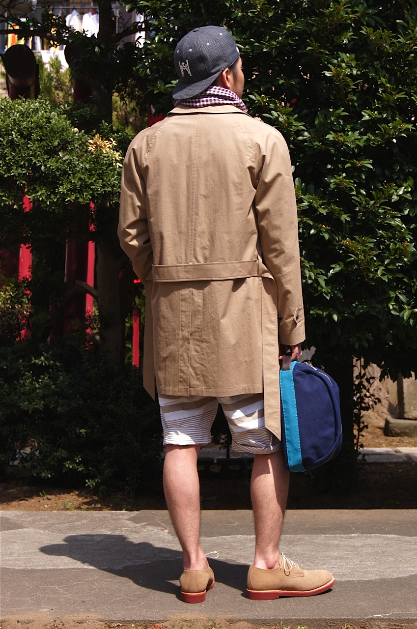 White Mountaineering, N.HOOLYWOOD - COAT & SHORTS!!_f0020773_20495291.jpg