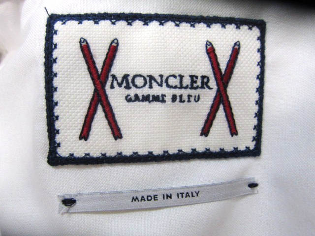 春MONCLER ・・・ GAMME BLEU Collection  TRACK JACKET etc.._d0152280_21245665.jpg