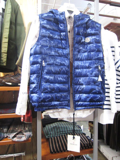 春MONCLER ・・・ GAMME BLEU Collection  TRACK JACKET etc.._d0152280_21434933.jpg