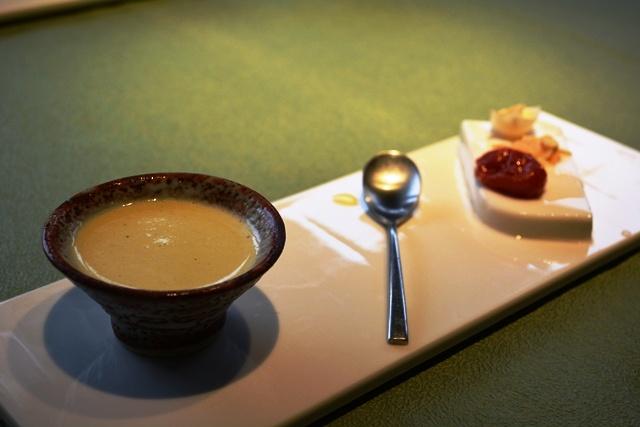 食在有趣 台湾、美食めぐり② 台北編 食養山房での滋味あふれる料理を味わう_b0053082_434070.jpg