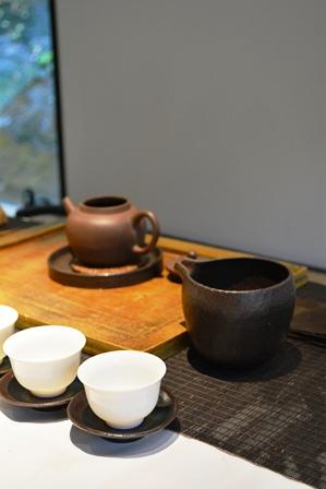 食在有趣 台湾、美食めぐり② 台北編 食養山房での滋味あふれる料理を味わう_b0053082_455236.jpg