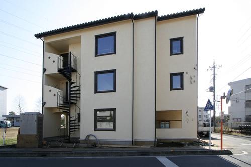 七里の家:木造3階建て_e0054299_17425550.jpg