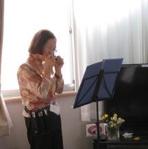 春を奏でるハーモニカ   _d0250505_14395880.jpg